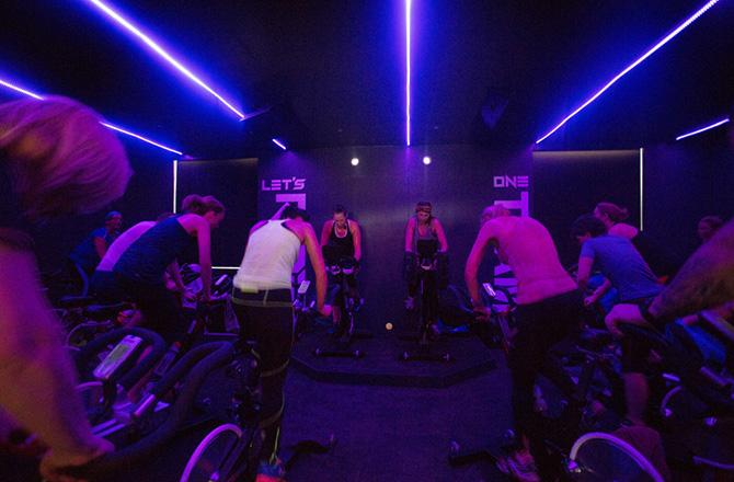 R1DE – Indoor Cycling Studio